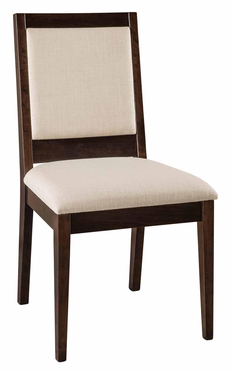 Wescott Dining Chair - Buy Custom Amish Furniture | Amish ...