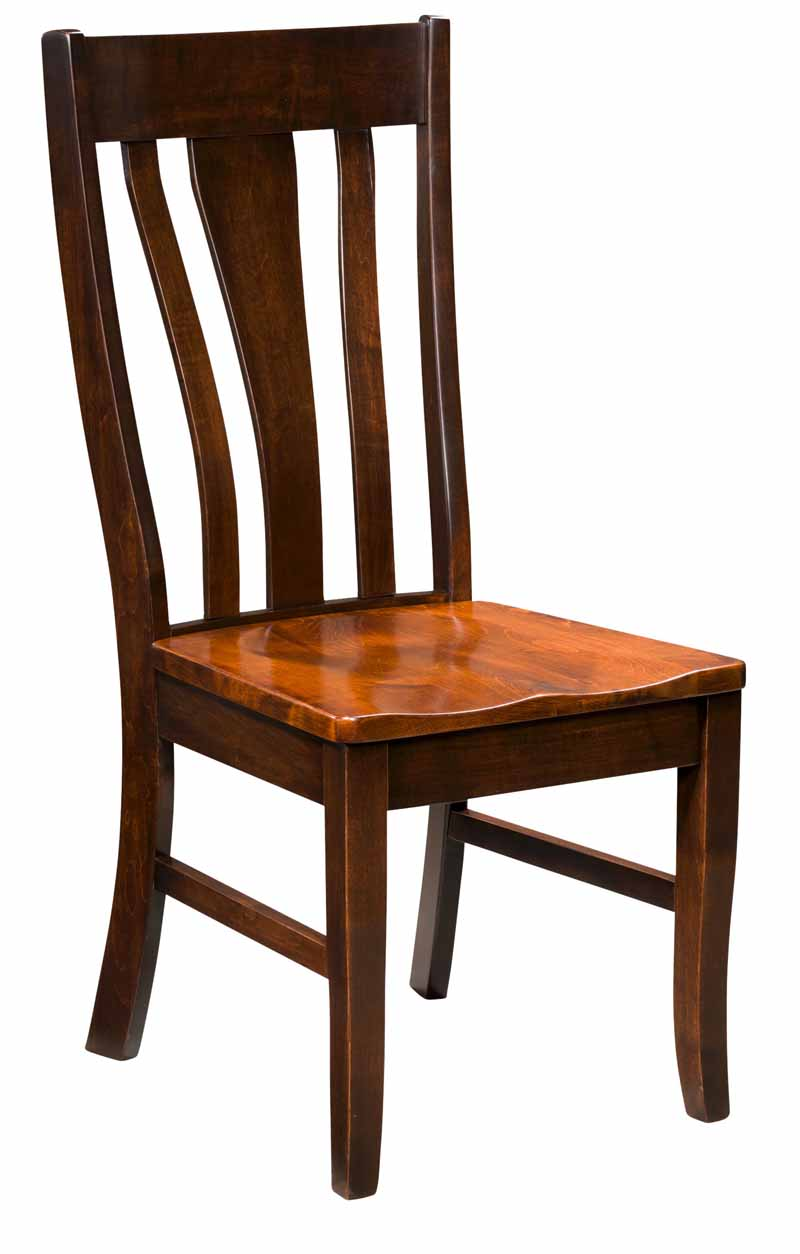 Batavia Dining Chair  sc 1 st  Amish Showroom & Shaker Dining Chairs | Hand Made Custom Shaker Style Chairs | Amish ...