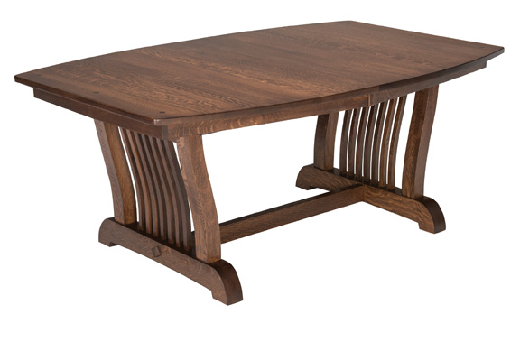 Royal Mission Trestle for 147800 in Dining Tables by Country