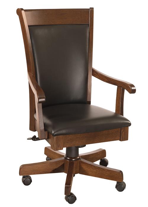custom made office chairs. Acadia Desk Chair Custom Made Office Chairs