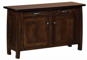 Grand Teton Cabinet Sofa Table