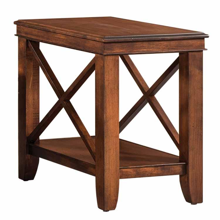 Newport End Table - Buy Custom Amish Furniture