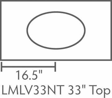 Landmark Lavatories Free Standing Lmlv33 For 780 00 In