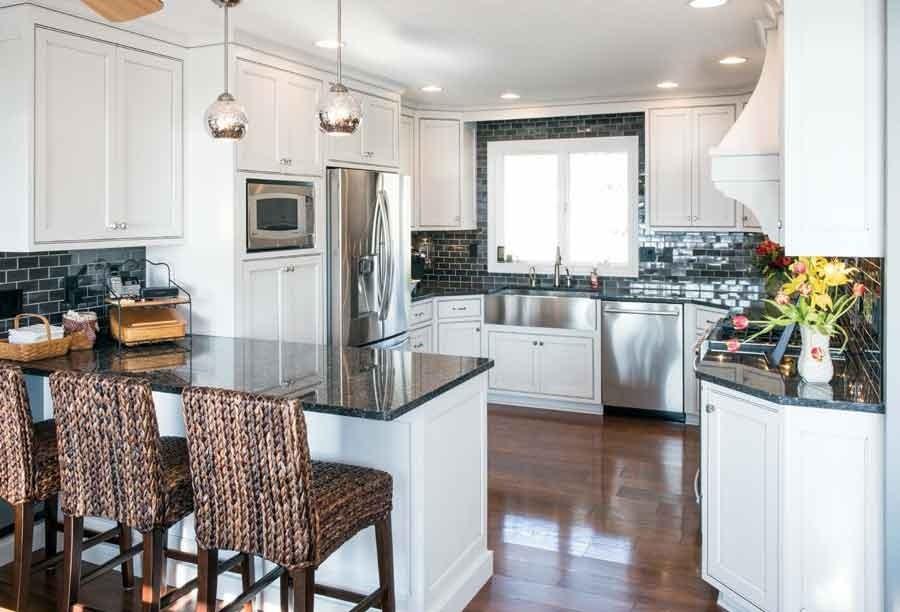 Amish Kitchen Cabinets | Custom American Made Kitchen Cabinets ...