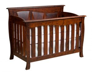 Cayman Slat Front Crib