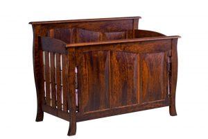 Cayman Panel Front Crib
