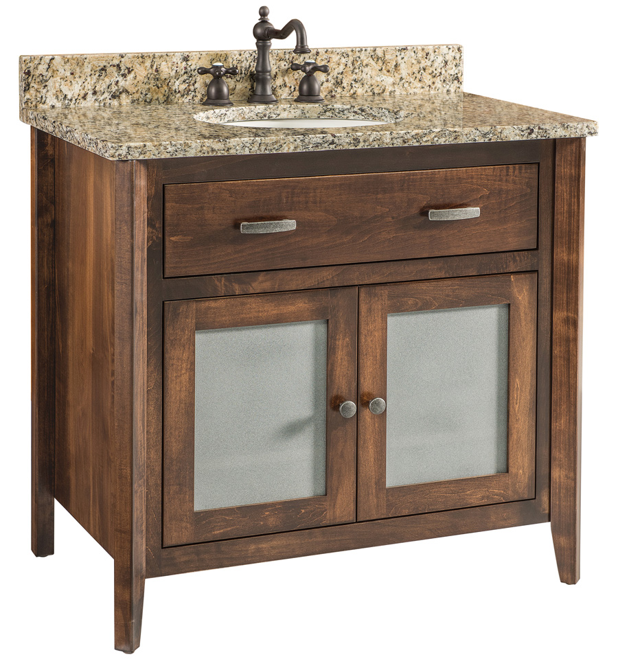 Garland 37 Vanity Single Bowl