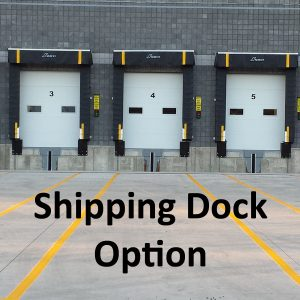 $99 Dock Delivery