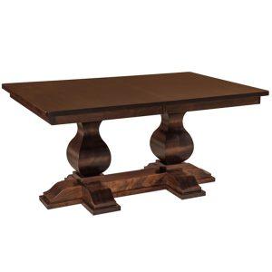 Superieur Barrington Double Pedestal Table