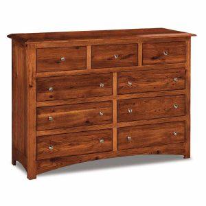 Finland 9 Drawer Dresser 058