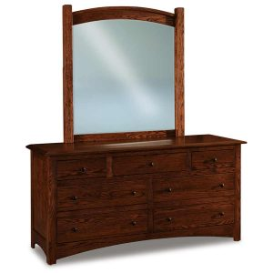 Finland 7 Drawer Dresser 068