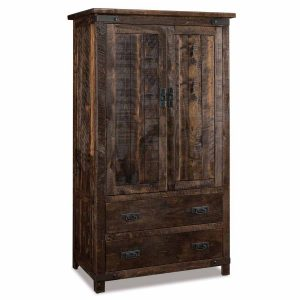 Ironwood Armoire 041