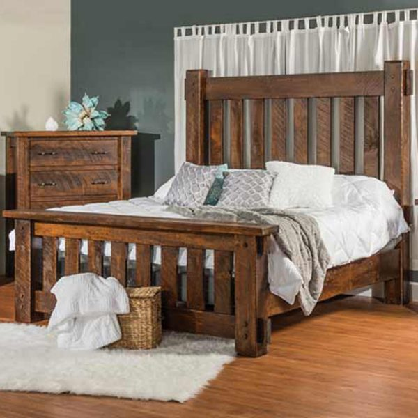 Traditional Bedroom Amish Furniture
