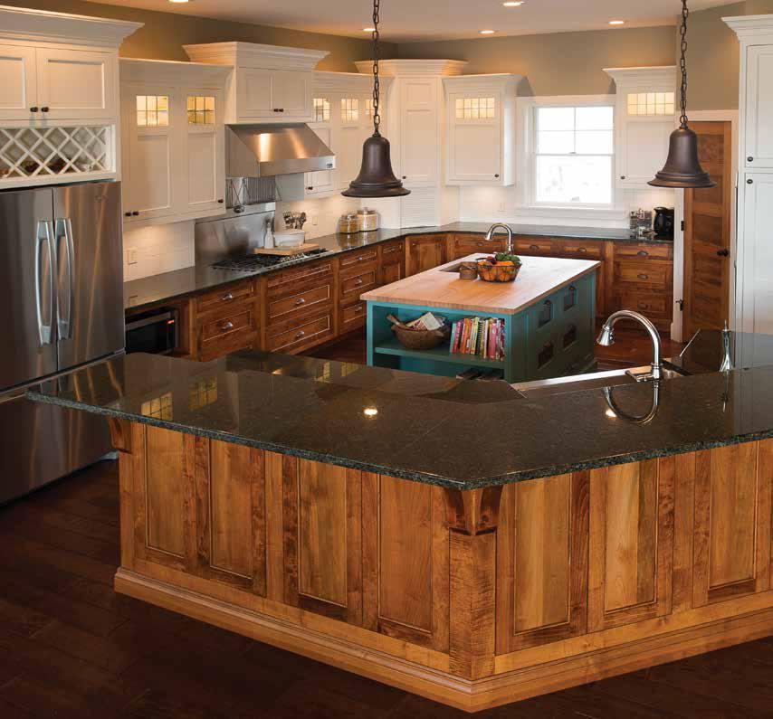 Minnesota Kitchen Cabinets: The Best Amish Kitchen Cabinets In Rochester Minnesota