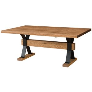 Barnloft Trestle Dining Table