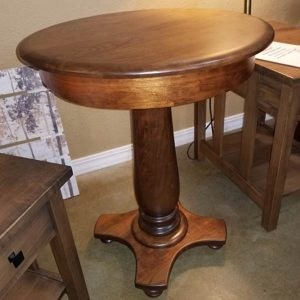 CLOSEOUT LAMP TABLE
