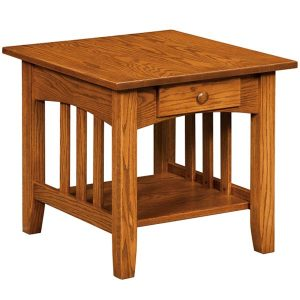 Pilgrim End Table