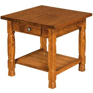 Rock Island End Table