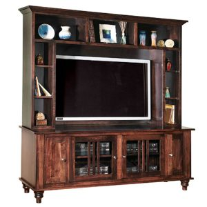 Harvest Console and Hutch