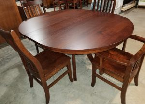 CLOSEOUT – Table & chairs set