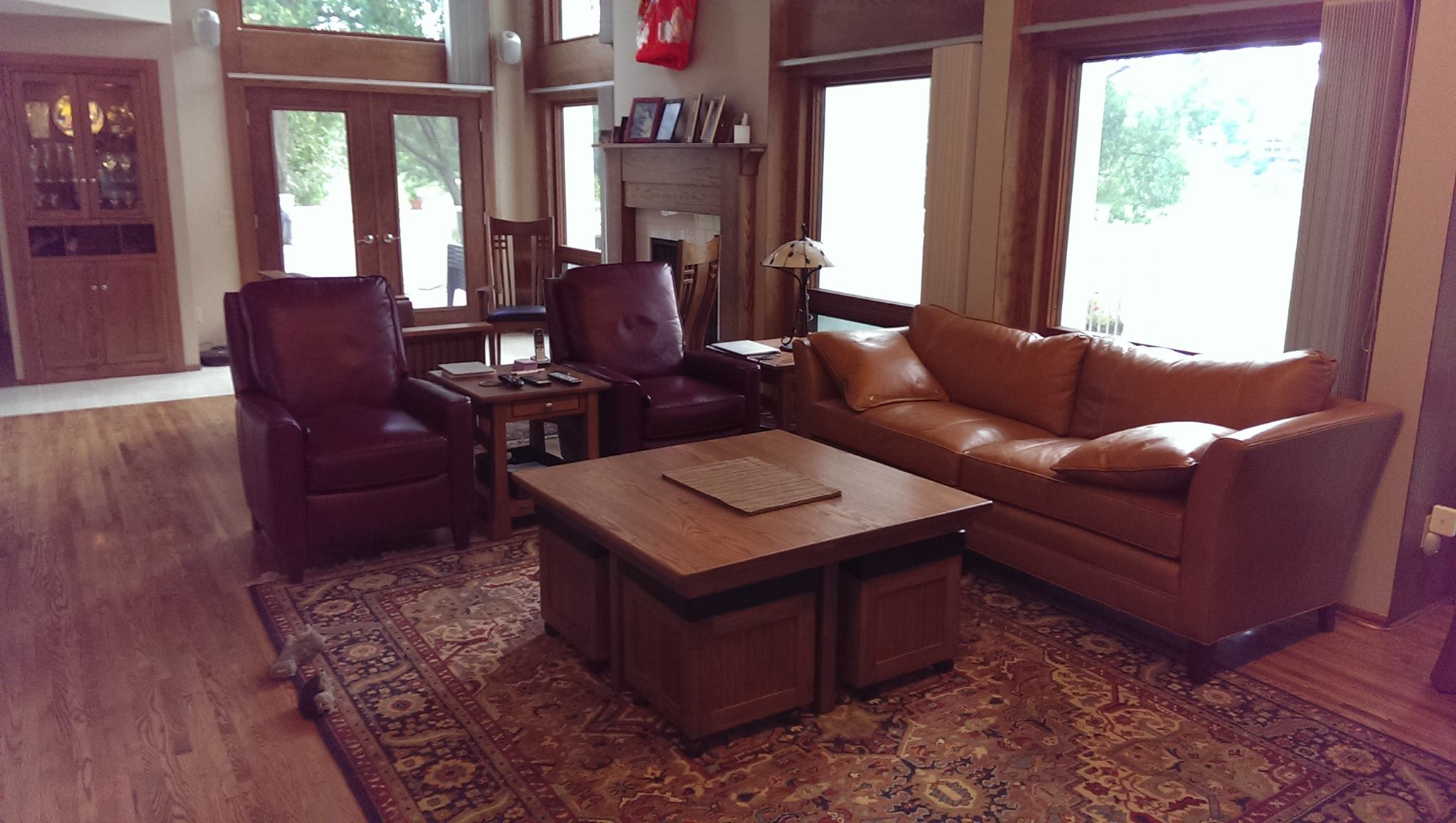 Build The Ultimate Living Room With Amish Furniture