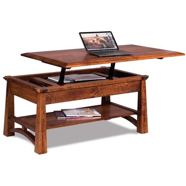 Artesa Lift Top Coffee Table Fvct A Lt Buy Custom Amish