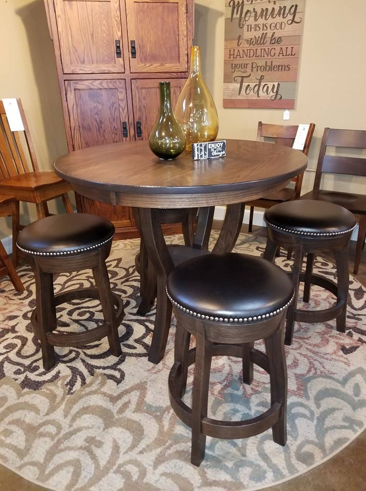 Amish Furniture barstools