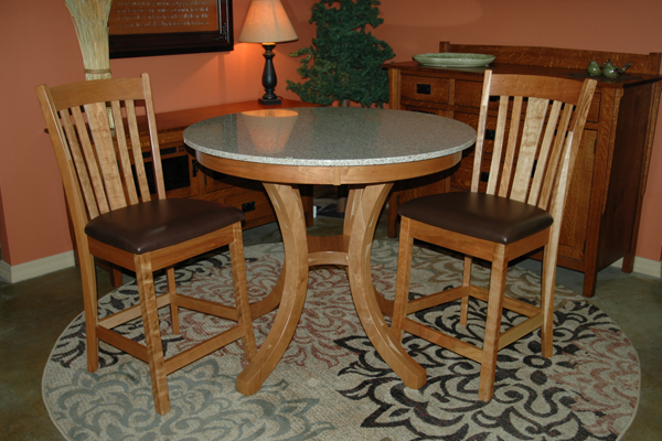 Amish Furniture Cambria Top Tables