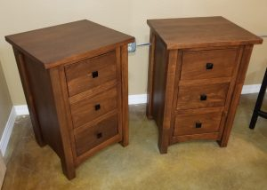 CLOSEOUT – Pair of Nightstands