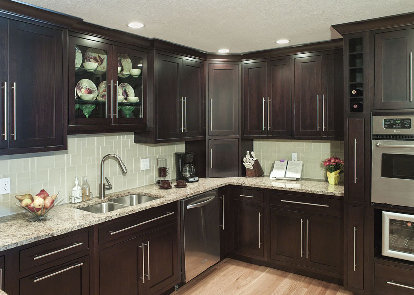 Kitchen Designs 2019 Remodel With Amish Furniture Cabinets