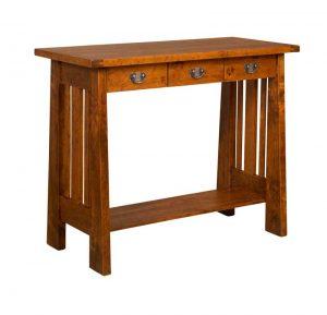 Amish Furniture Writing Desk