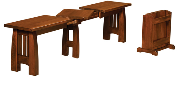 Amish Furniture benches