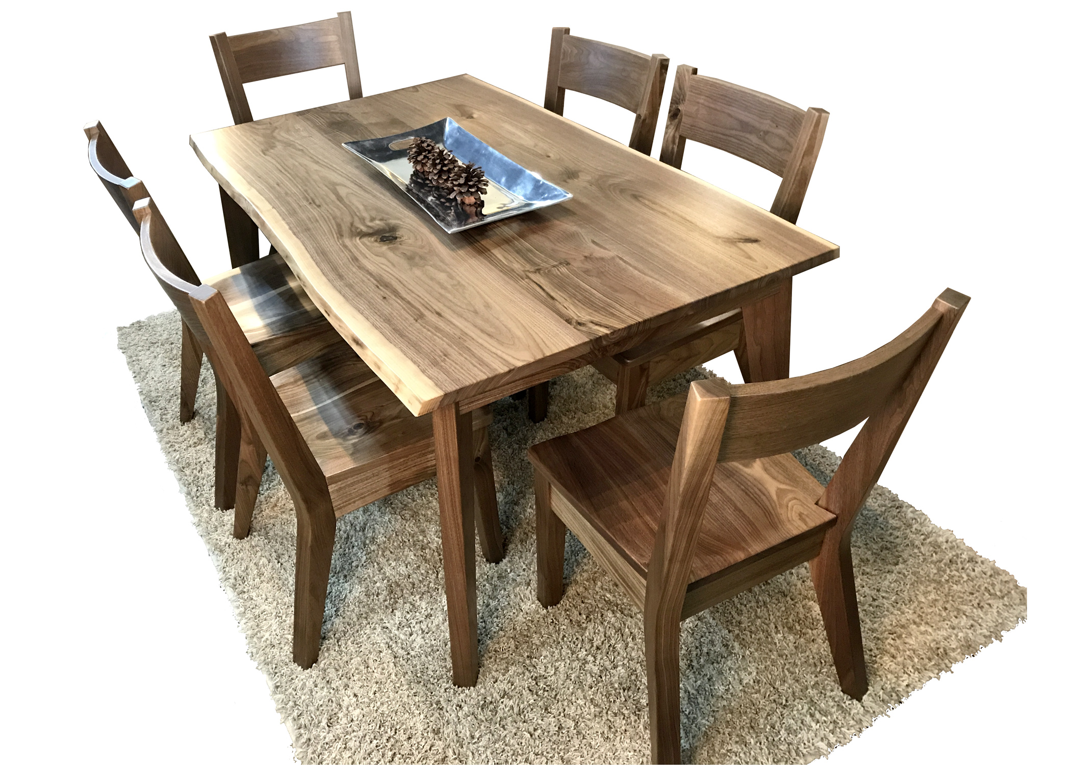 Closeout Special Price - Dining Table & 6 Chairs