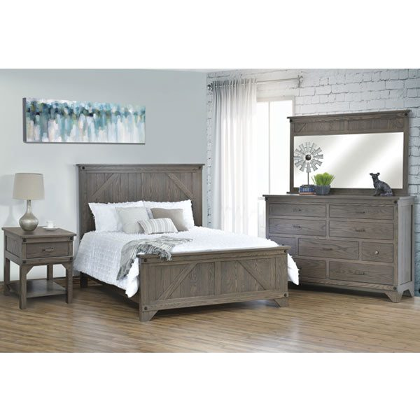 2020 Modern Rustic Bedroom Furniture, Modern Rustic Furniture Images