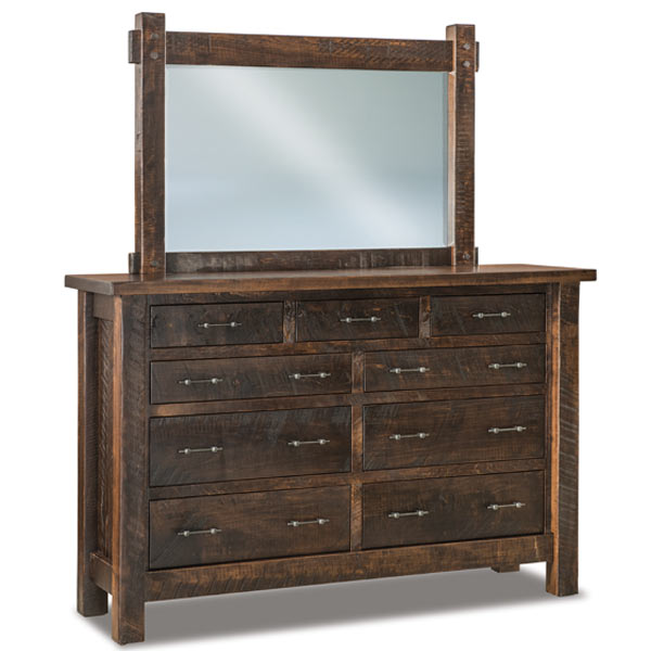 Couches For Sale Houston: Houston 9 Drawer Dresser 069